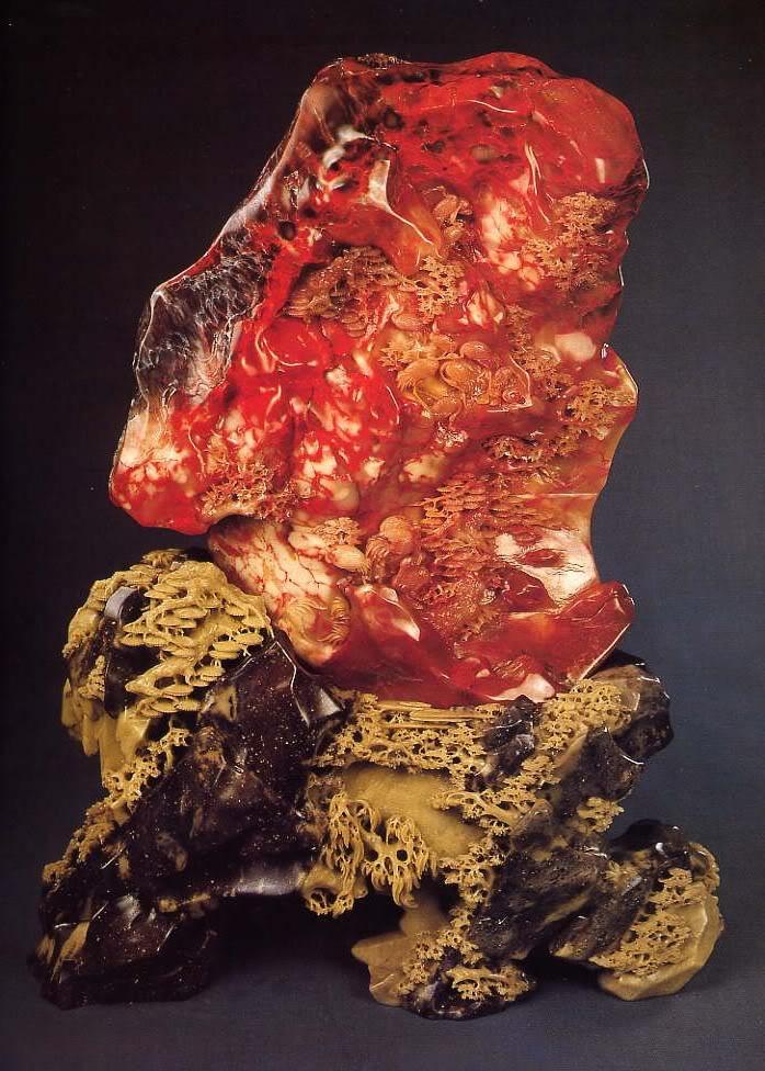 Công dụng của đá thạch anh đỏ