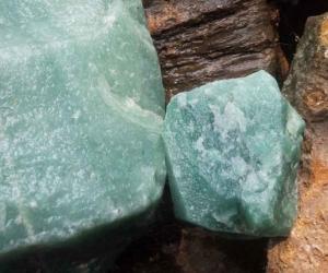 Thạch anh xanh thô – Điều kỳ diệu mà thiên nhiên ban tặng