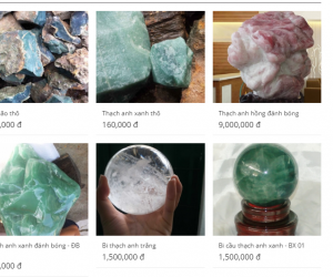 Tìm hiểu trường phái đá phong thủy
