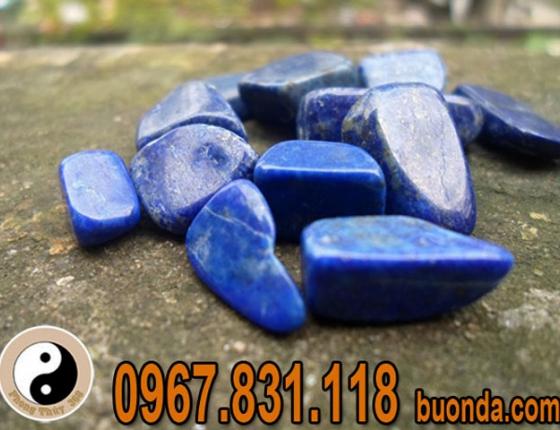 Thạch anh vụn xanh nước biển – xanh dương