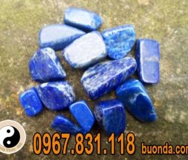 Bán đá thạch anh vụn xanh nước biển tại Hà Nội