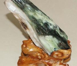 Gỗ hóa thạch thú chơi đá quý không bao giờ cũ