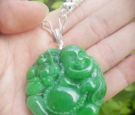 Mặt Ngọc Phật Di Lạc - MN 002